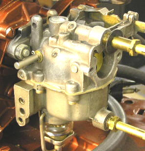 qetile Carburetor