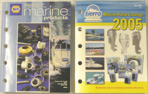 Gratis Marine Parts Catelogs