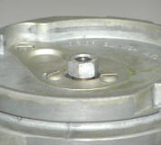 Leave Flywheel Nut Partially On
