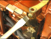 Elektrônika Throttle Linkage