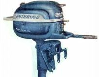 Evinrude Litetwin Tune-Up Hanya