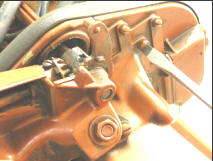 Attach Throttle Linkage