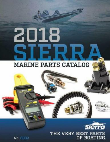 2018 Sierra Marine Catalogue