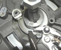 Turn Crankshaft Cam to High Point
