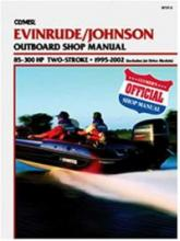 Clymer - Evinrude/Johnson 85-300 HP Two-Stroke 1995-2002  B737
