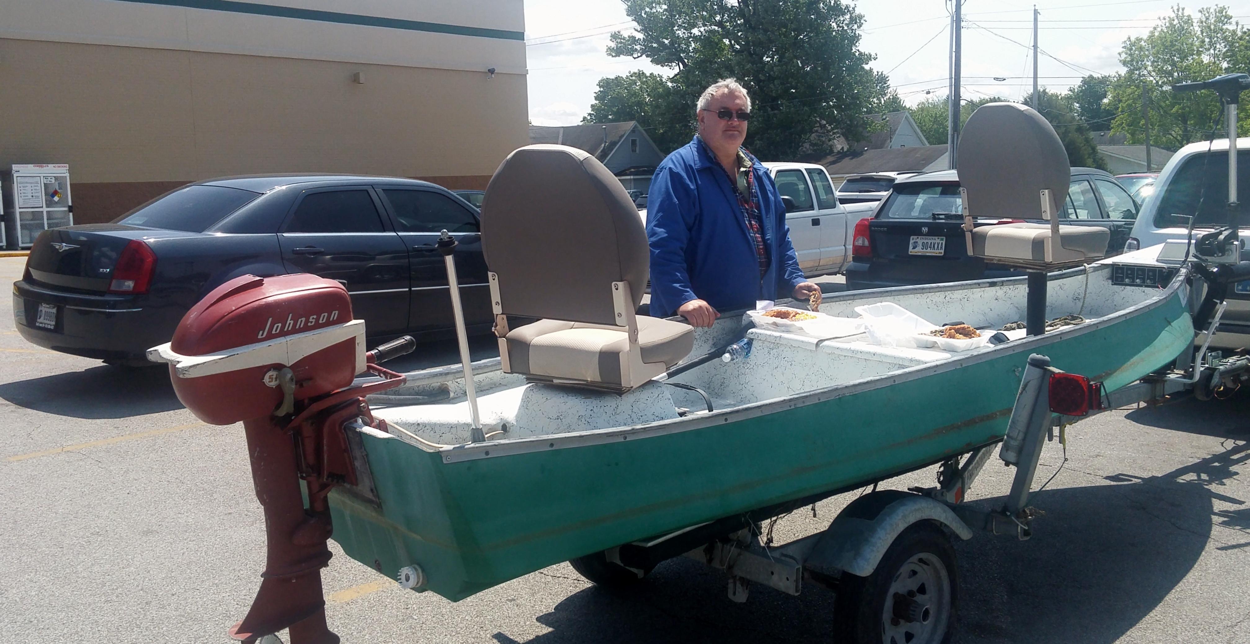 Nagyapó-halászhajó-visszaállítási